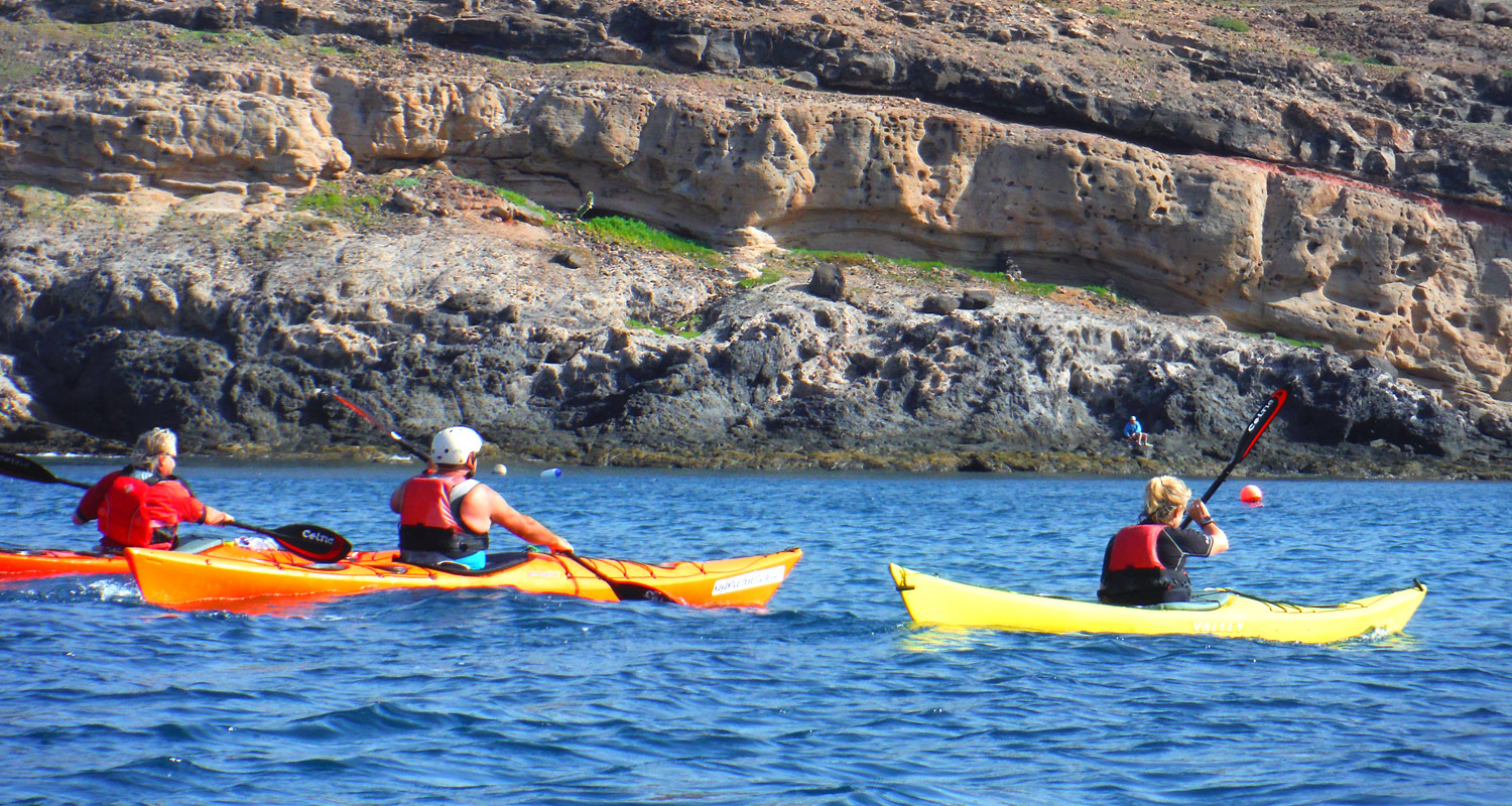 Sea kayaking overnight expeditions