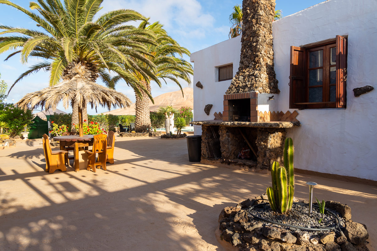 Accomodation in Fuerteventura